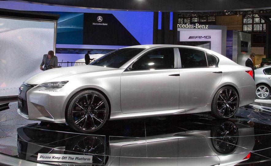 Lexus LF-Gh hybrid concept - Slide 5