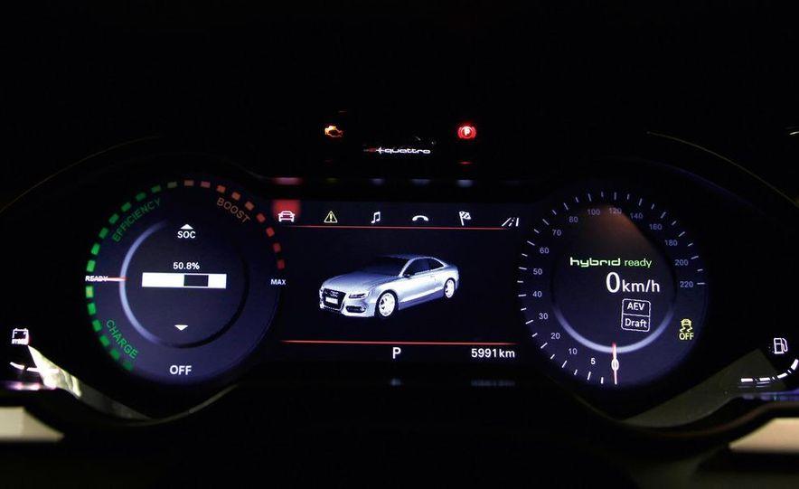 Audi A5 e-tron Quattro concept - Slide 13