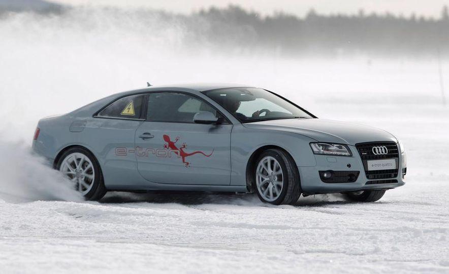 Audi A5 e-tron Quattro concept - Slide 1