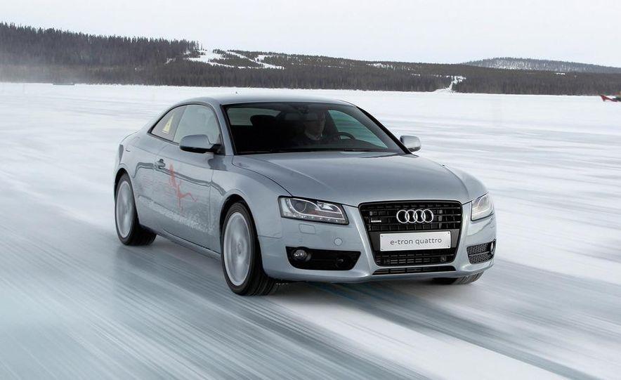 Audi A5 e-tron Quattro concept - Slide 2