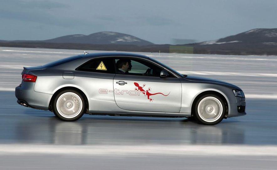 Audi A5 e-tron Quattro concept - Slide 3