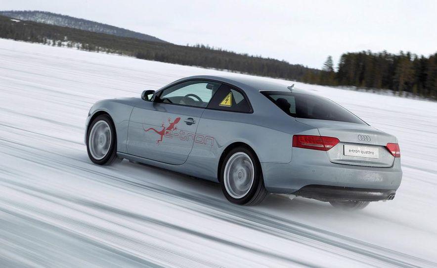 Audi A5 e-tron Quattro concept - Slide 4