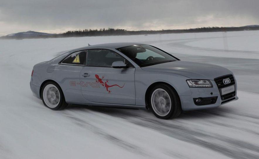 Audi A5 e-tron Quattro concept - Slide 5