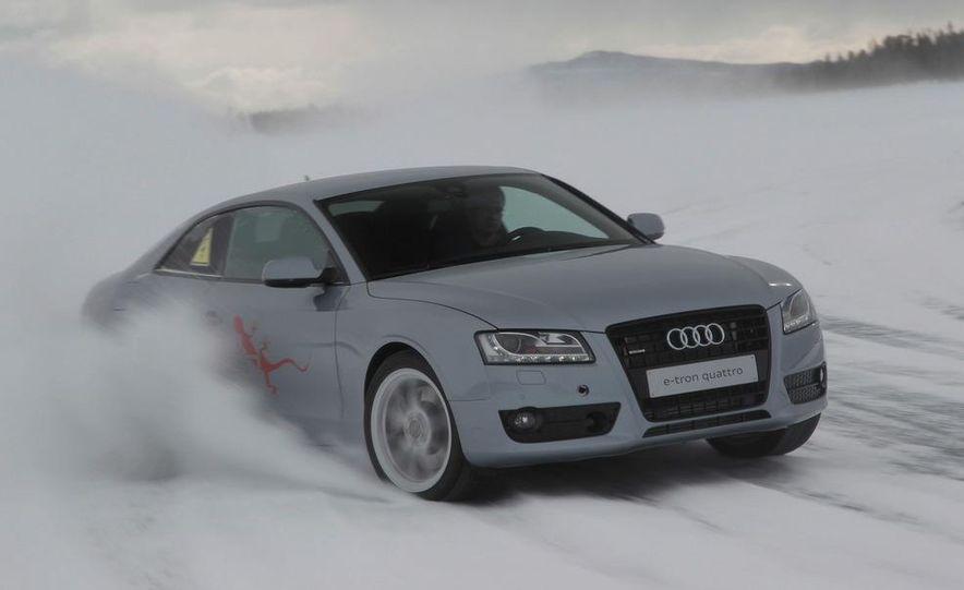 Audi A5 e-tron Quattro concept - Slide 6