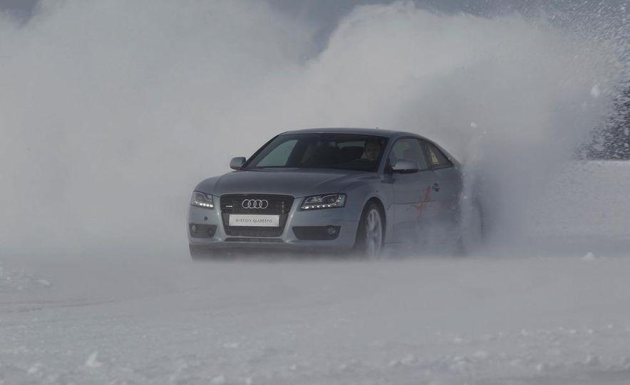 Audi A5 e-tron Quattro concept - Slide 7