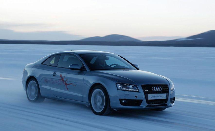 Audi A5 e-tron Quattro concept - Slide 8