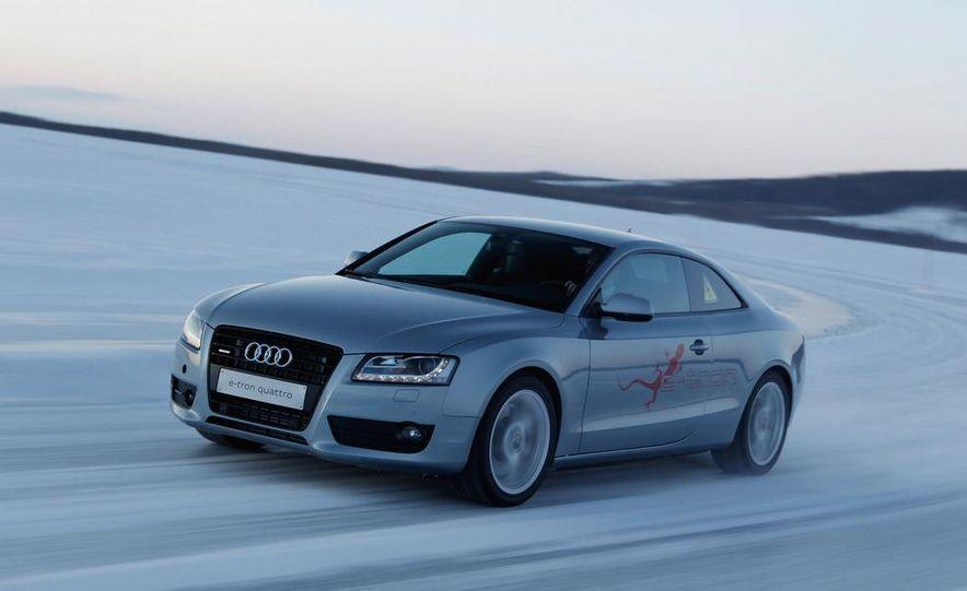 Audi A5 e-tron Quattro concept - Slide 9