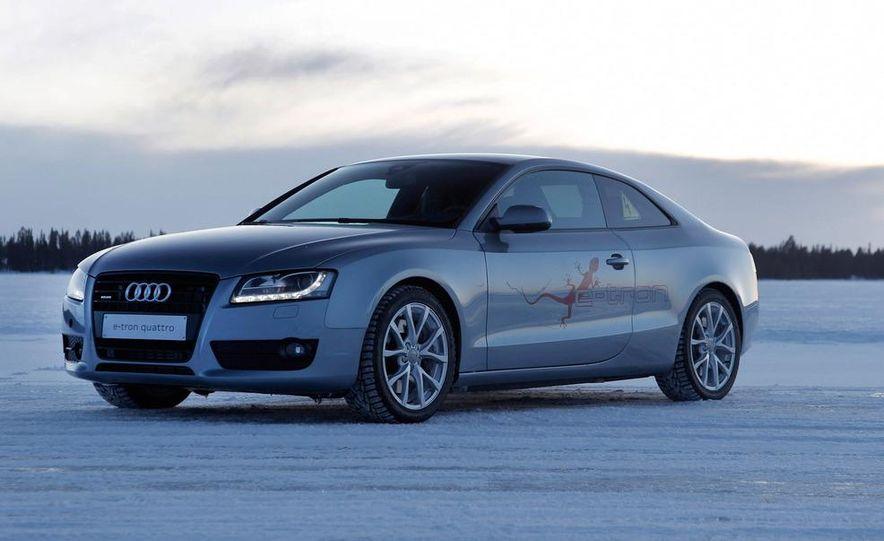 Audi A5 e-tron Quattro concept - Slide 10