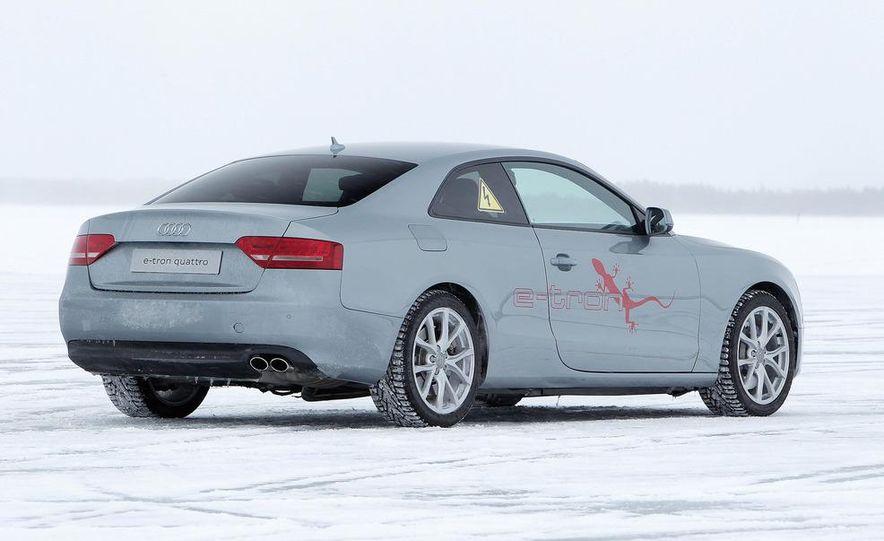 Audi A5 e-tron Quattro concept - Slide 11