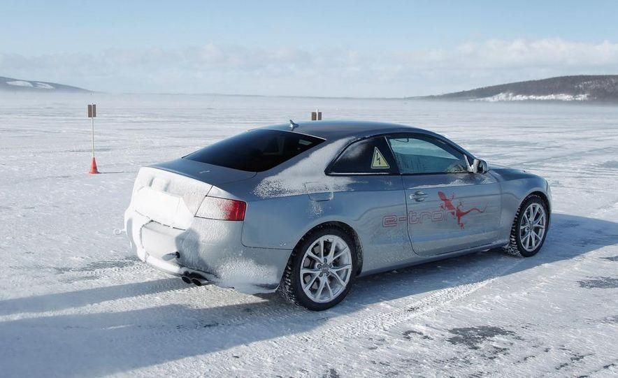 Audi A5 e-tron Quattro concept - Slide 12