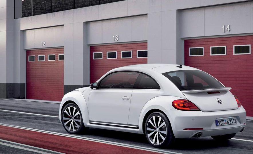 2012 Volkswagen Beetle - Slide 30