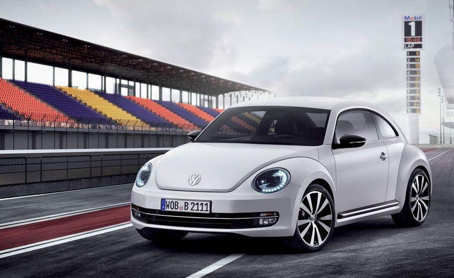 2012 Volkswagen Beetle - Slide 31