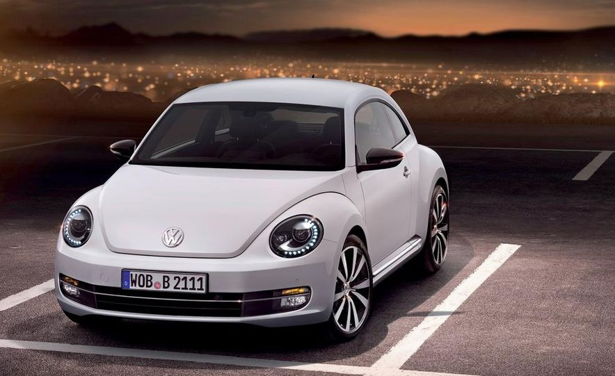 2012 Volkswagen Beetle - Slide 32