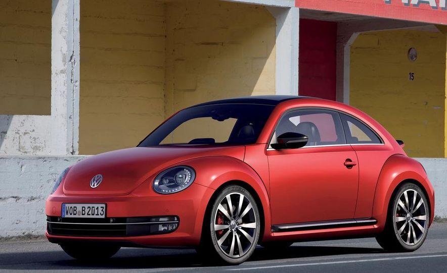 2012 Volkswagen Beetle - Slide 37