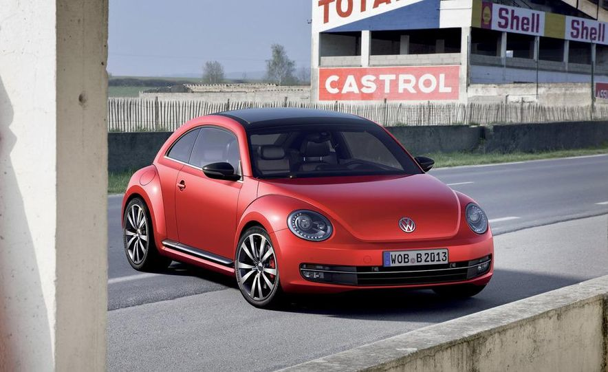 2012 Volkswagen Beetle - Slide 38