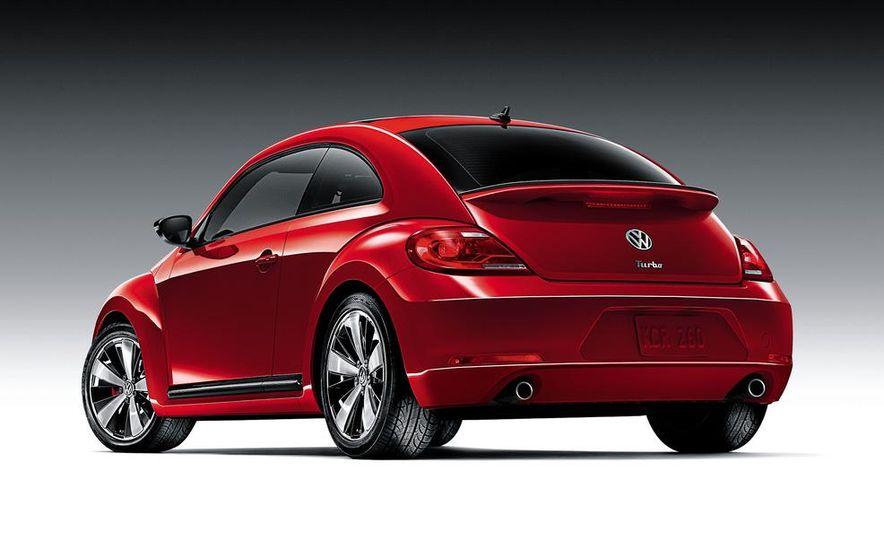 2012 Volkswagen Beetle - Slide 43