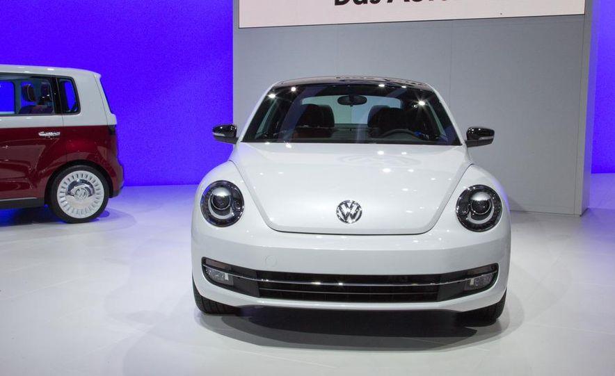 2012 Volkswagen Beetle - Slide 10