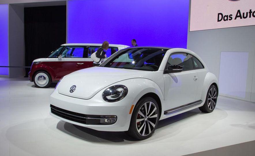 2012 Volkswagen Beetle - Slide 12