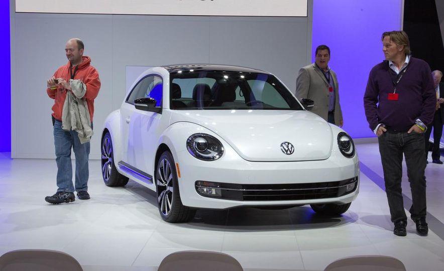 2012 Volkswagen Beetle - Slide 16