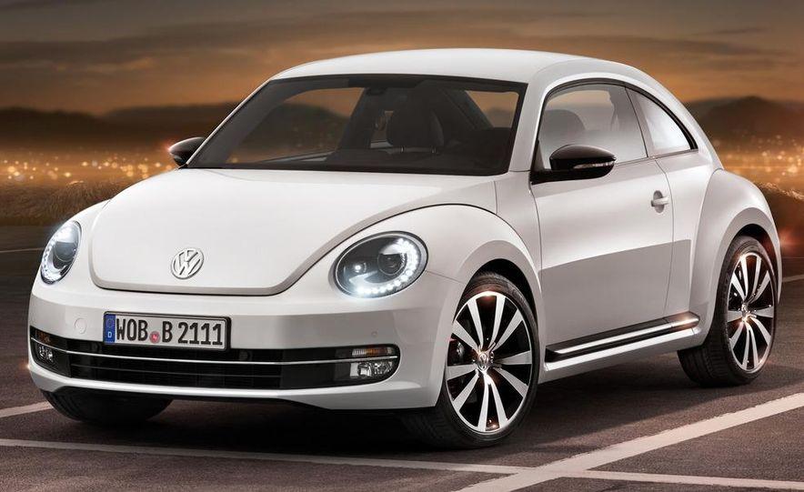 2012 Volkswagen Beetle - Slide 27