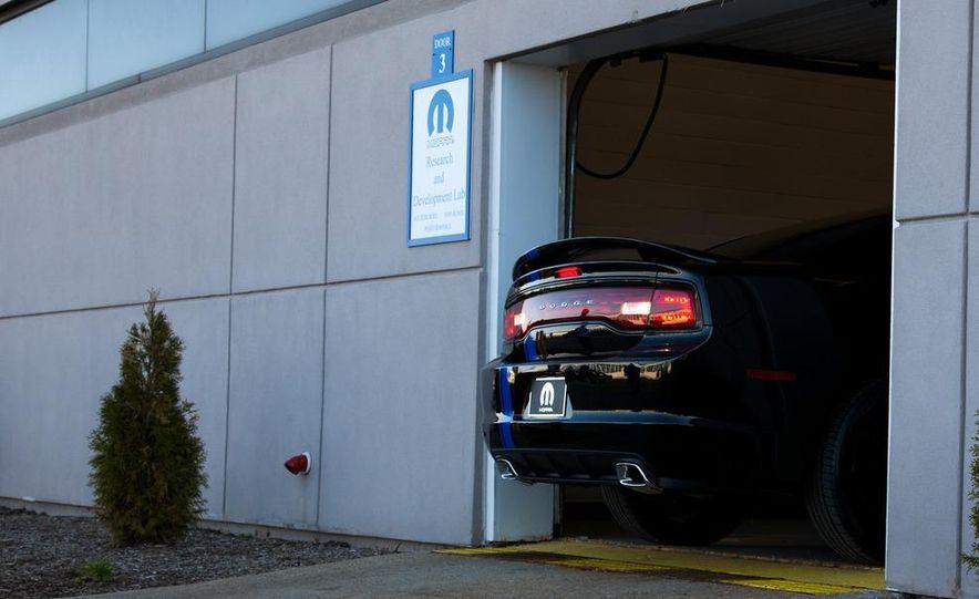 2011 Dodge Charger Mopar '11 - Slide 8