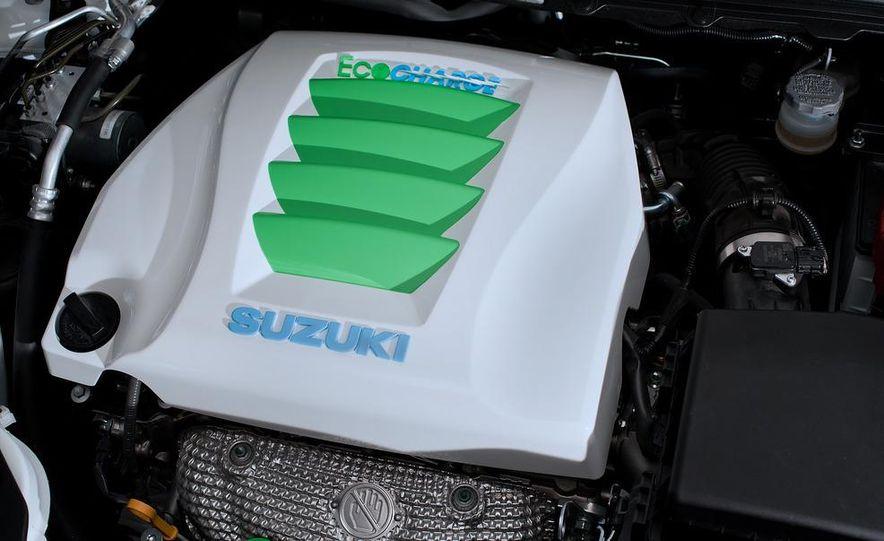 Suzuki Kizashi Apex concept - Slide 25