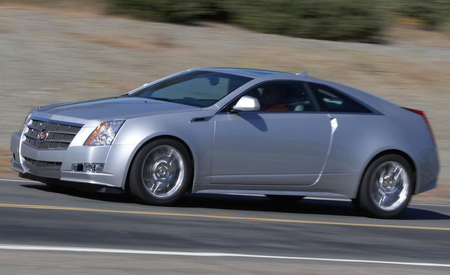 2012 Cadillac CTS coupe - Slide 18