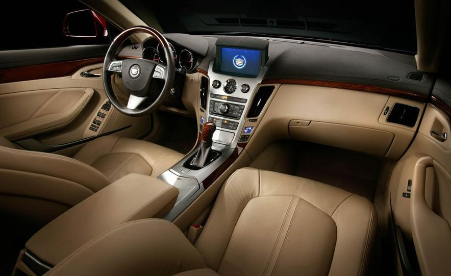 2012 Cadillac CTS coupe - Slide 32
