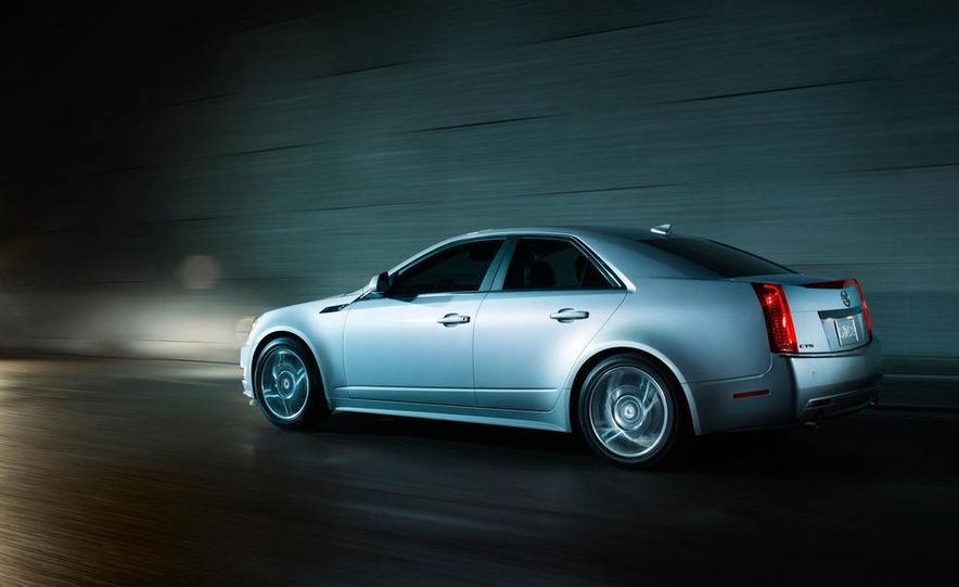 2012 Cadillac CTS coupe - Slide 28