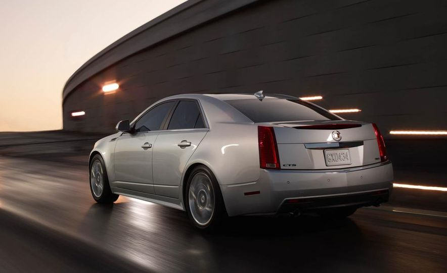 2012 Cadillac CTS coupe - Slide 29