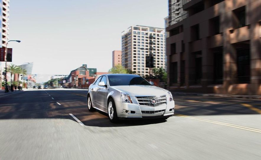 2012 Cadillac CTS coupe - Slide 30