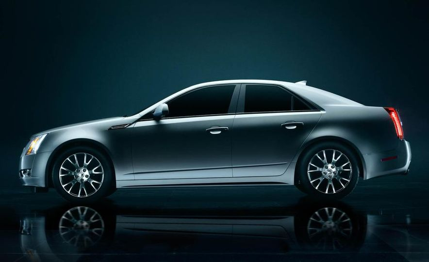 2012 Cadillac CTS coupe - Slide 31