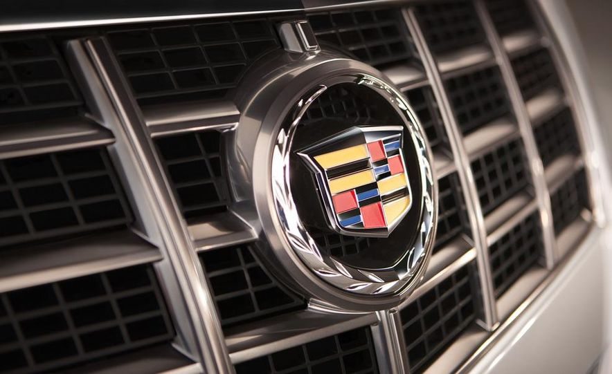 2012 Cadillac CTS coupe - Slide 2