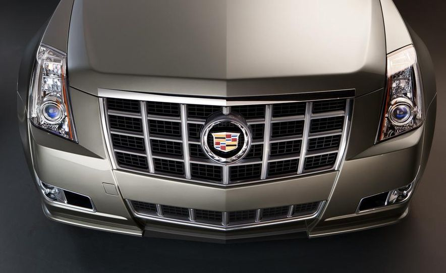 2012 Cadillac CTS coupe - Slide 4