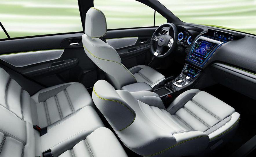 Subaru XV concept - Slide 15