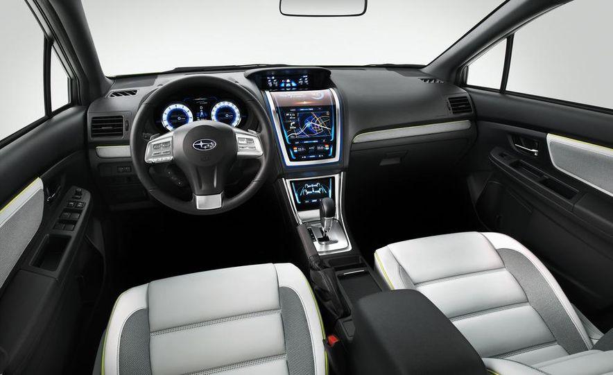 Subaru XV concept - Slide 14