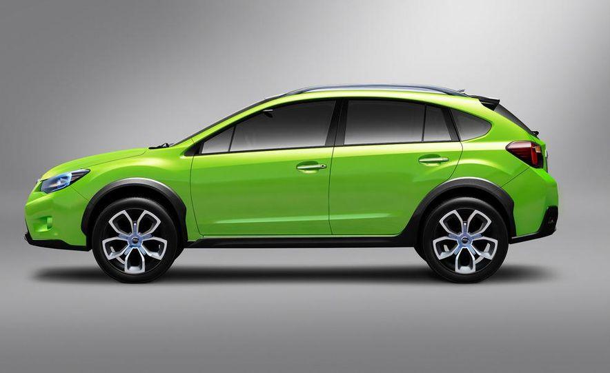 Subaru XV concept - Slide 6