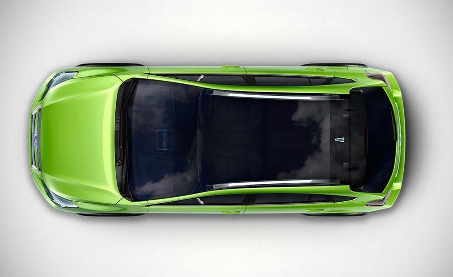Subaru XV concept - Slide 8
