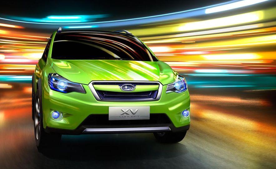 Subaru XV concept - Slide 2