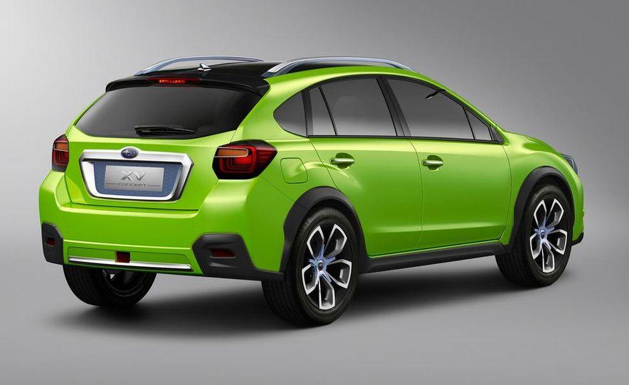 Subaru XV concept - Slide 7