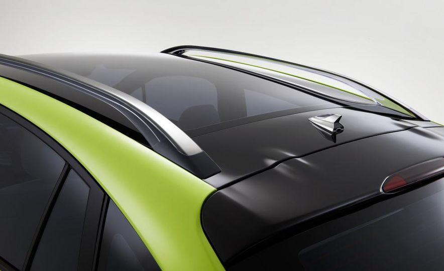 Subaru XV concept - Slide 11