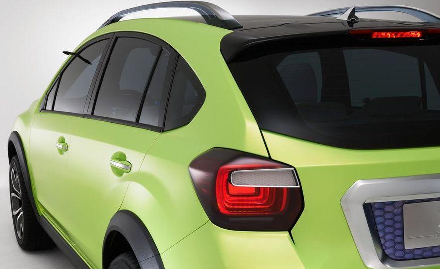 Subaru XV concept - Slide 10