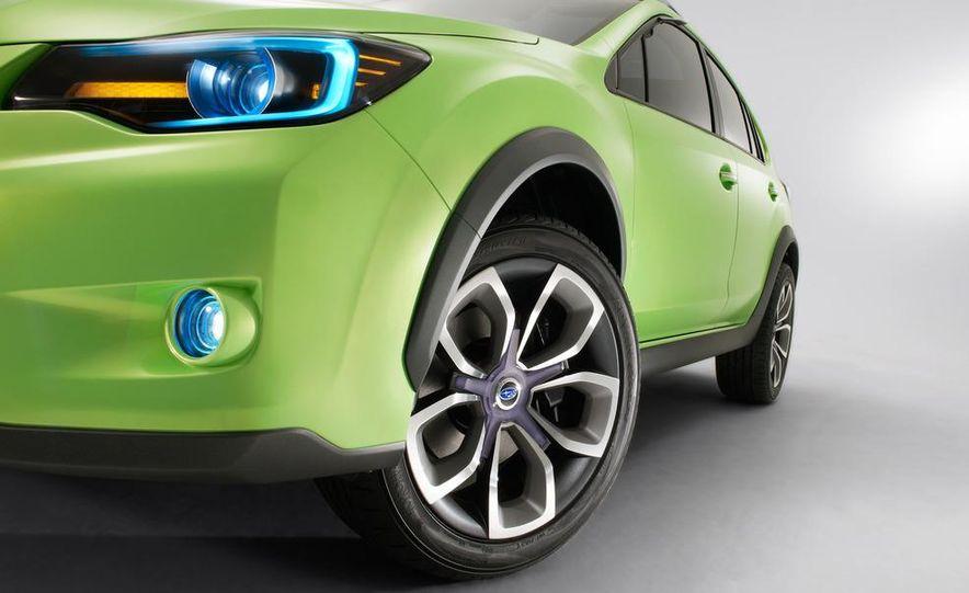 Subaru XV concept - Slide 9