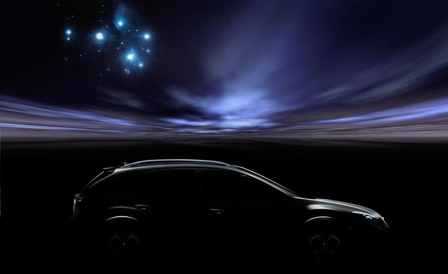 Subaru XV concept - Slide 13