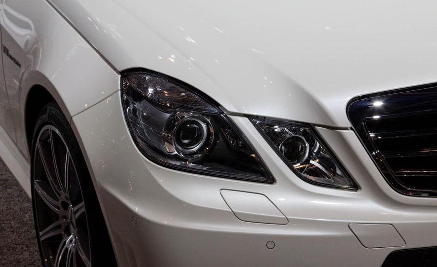 2012 Mercedes-Benz E63 AMG sedan - Slide 11
