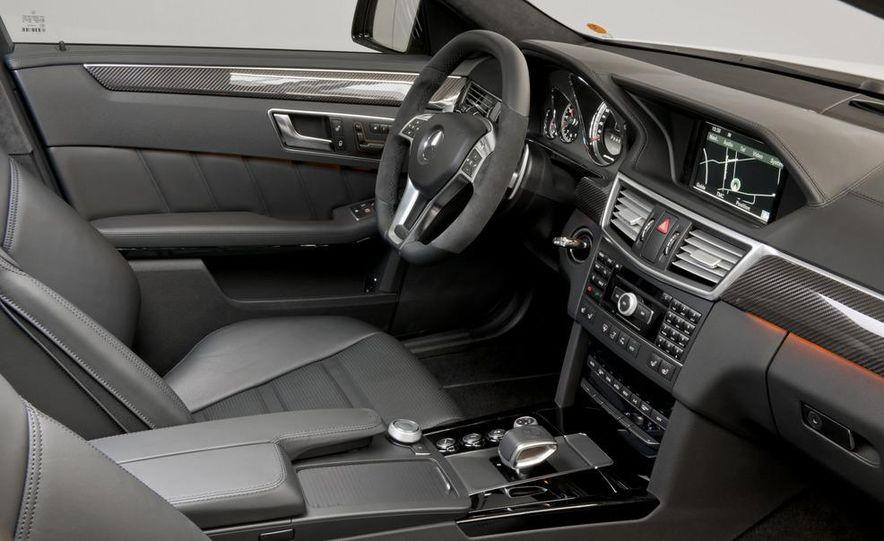 2012 Mercedes-Benz E63 AMG sedan - Slide 22