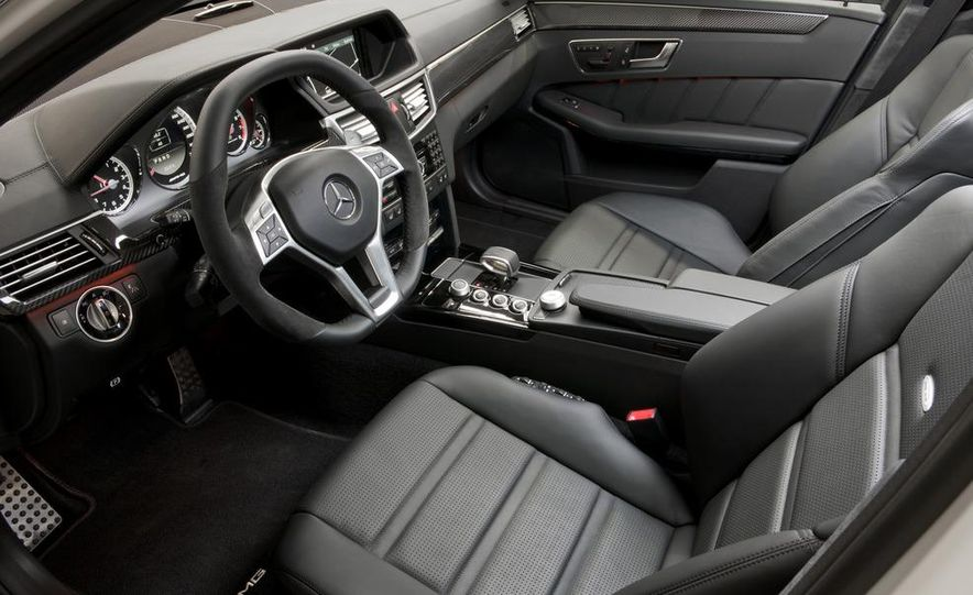 2012 Mercedes-Benz E63 AMG sedan - Slide 23
