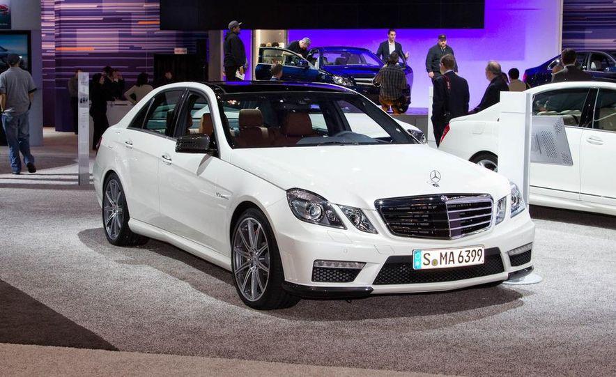 2012 Mercedes-Benz E63 AMG sedan - Slide 4