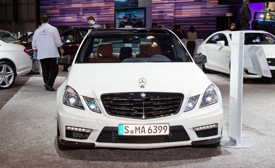 2012 Mercedes-Benz E63 AMG sedan - Slide 5
