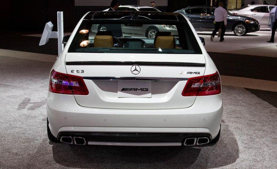 2012 Mercedes-Benz E63 AMG sedan - Slide 7